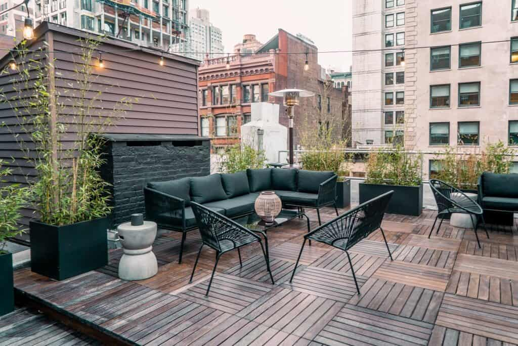 Loft in Flatiron with Rooftop & Staff Included nyc rental