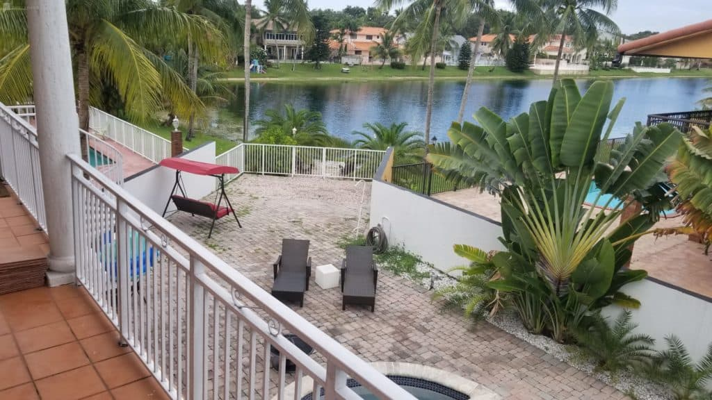 Luxurious Lakefront Mansion with Stunning Views miami rental