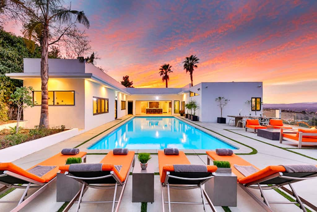 Masterpiece Beverly Hills Gated Private Mansion la los angeles rental