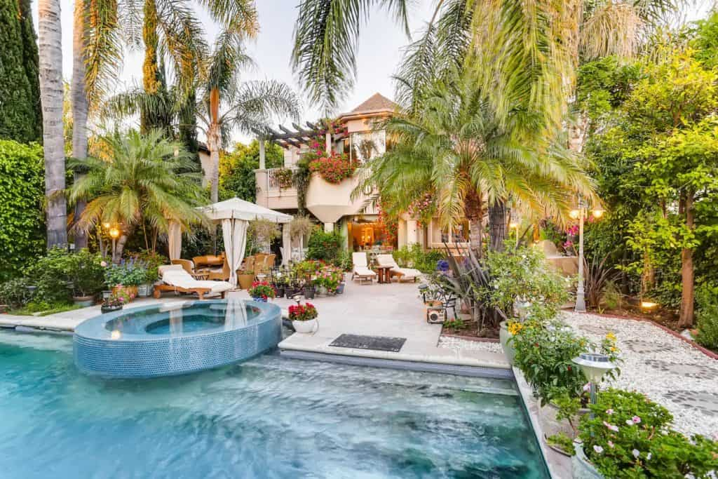 Masterpiece Beverly Hills With Pool los angeles rental