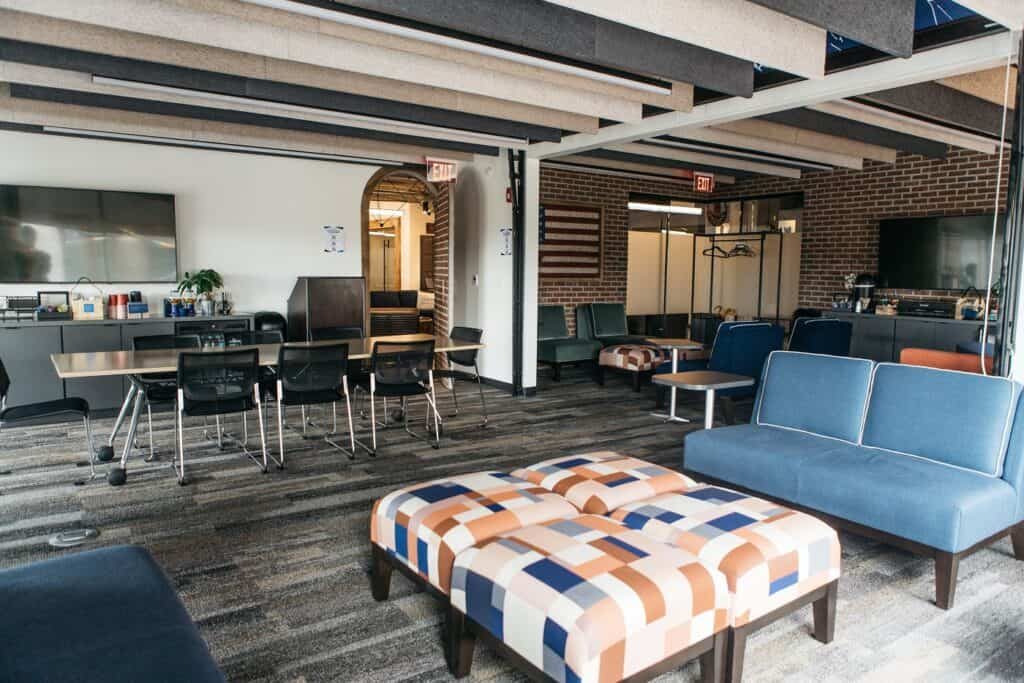 Modern Coworking And Event Space columbus rental