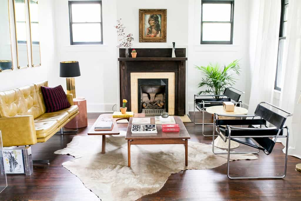 Modern Craftsmen nashville rental