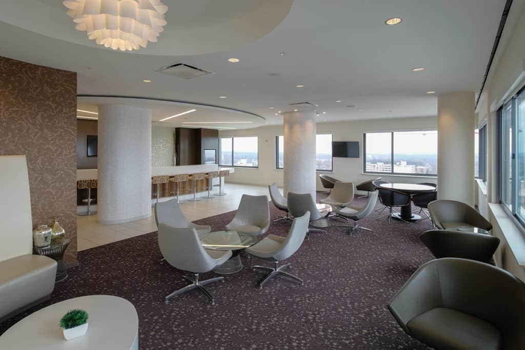 Modern Rooftop Lounge d.c. washington dc rental