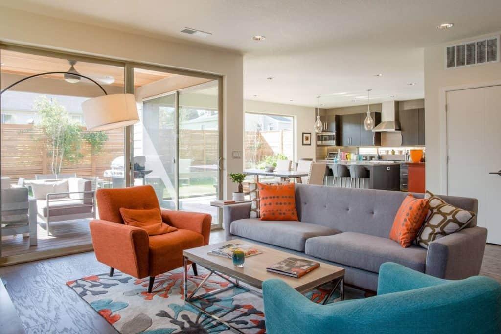 Modern Stylish Home portland rental
