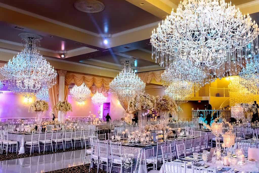 Most Luxurious Ballroom in Houston rental