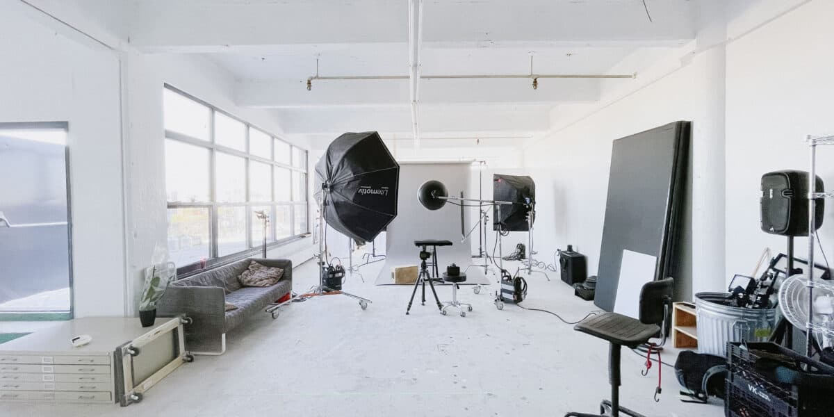 Natural Light Photo Studio in Bed-Stuy nyc rental