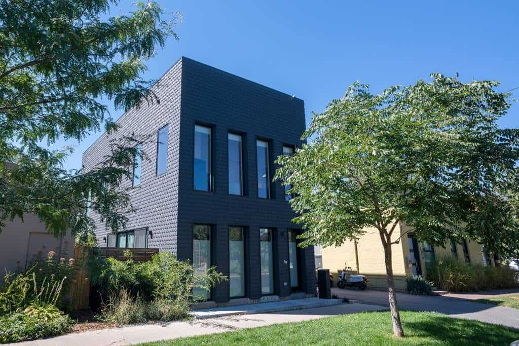 New 3-Story Home with Private Roof Deck denver rental