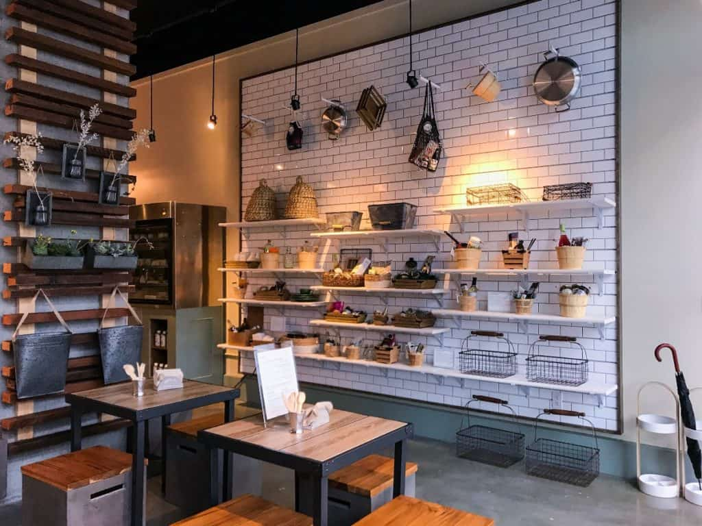 New Modern Rustic Valencia Street Specialty Shop sf san francisco rental