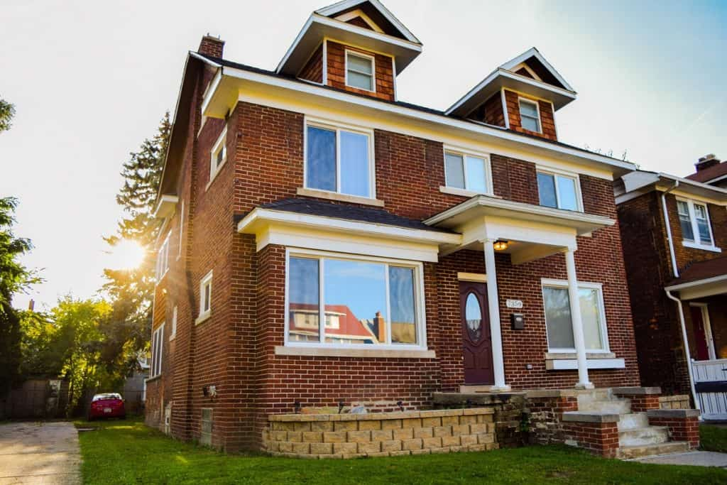 Newly Renovated Historic Home detroit rental
