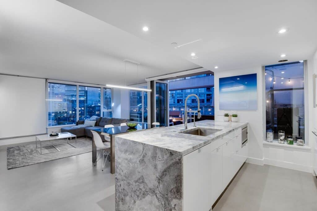 One-of-a-Kind Penthouse for Photoshoots vancouver rental
