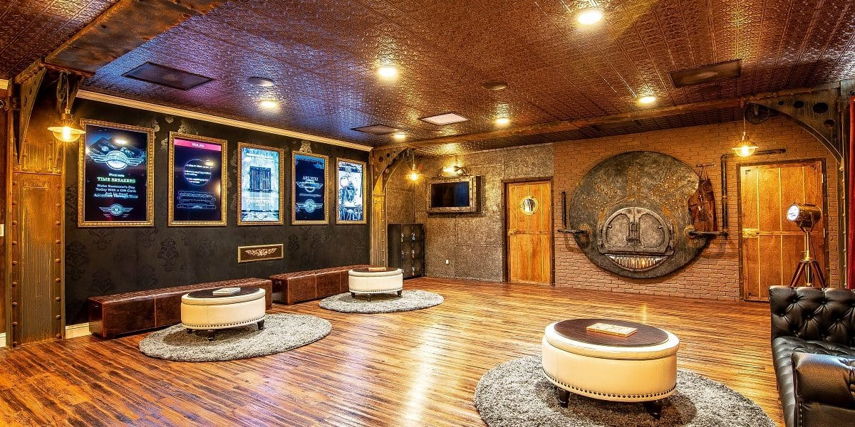 One-of-a-Kind Stunning Steampunk Environment san jose rental