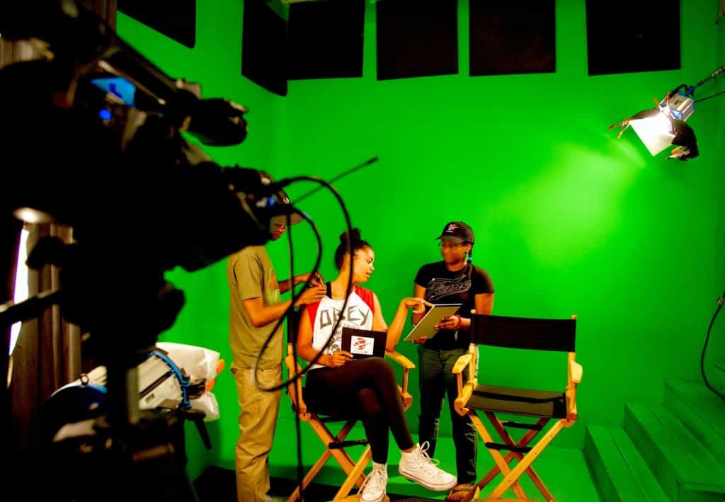 How much does it vost to rent a green screen room