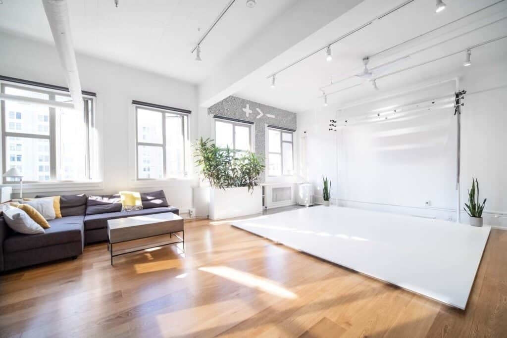 Photo & Video Studio in the Heart of downtown vancouver rental