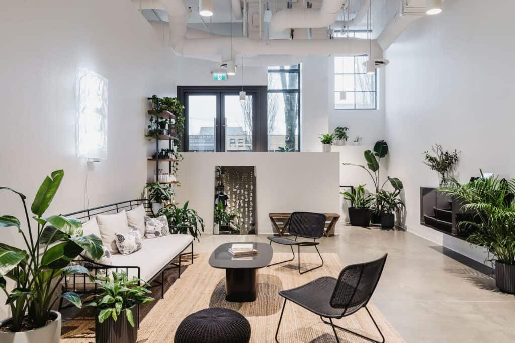 Premium Wellness Studio vancouver rental