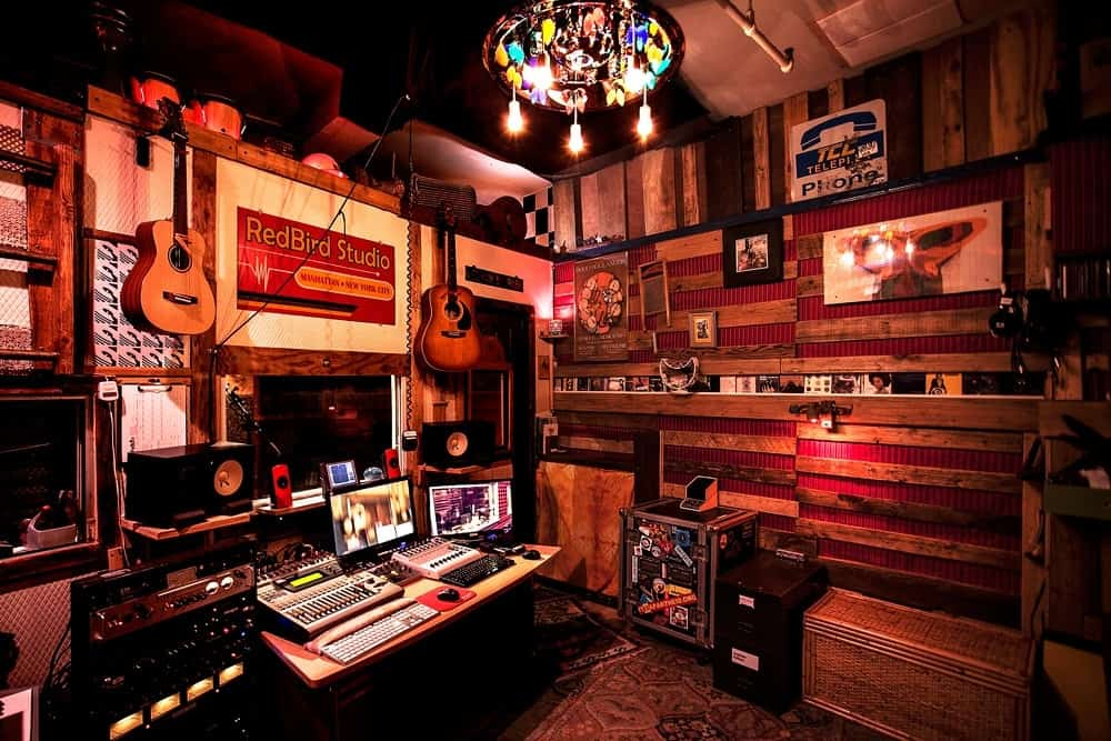 Recording Studio in the Heart of Midtown New York City nyc rental