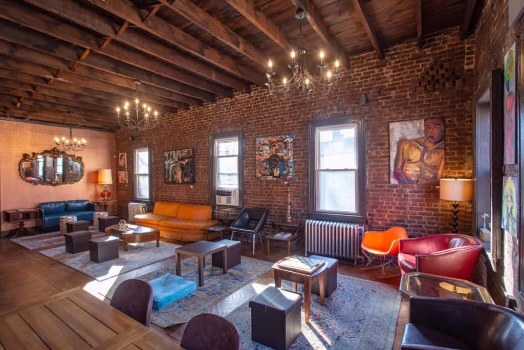 Rustic 2-floor Coffeehouse Excellent for Film and Photoshoots newark rental