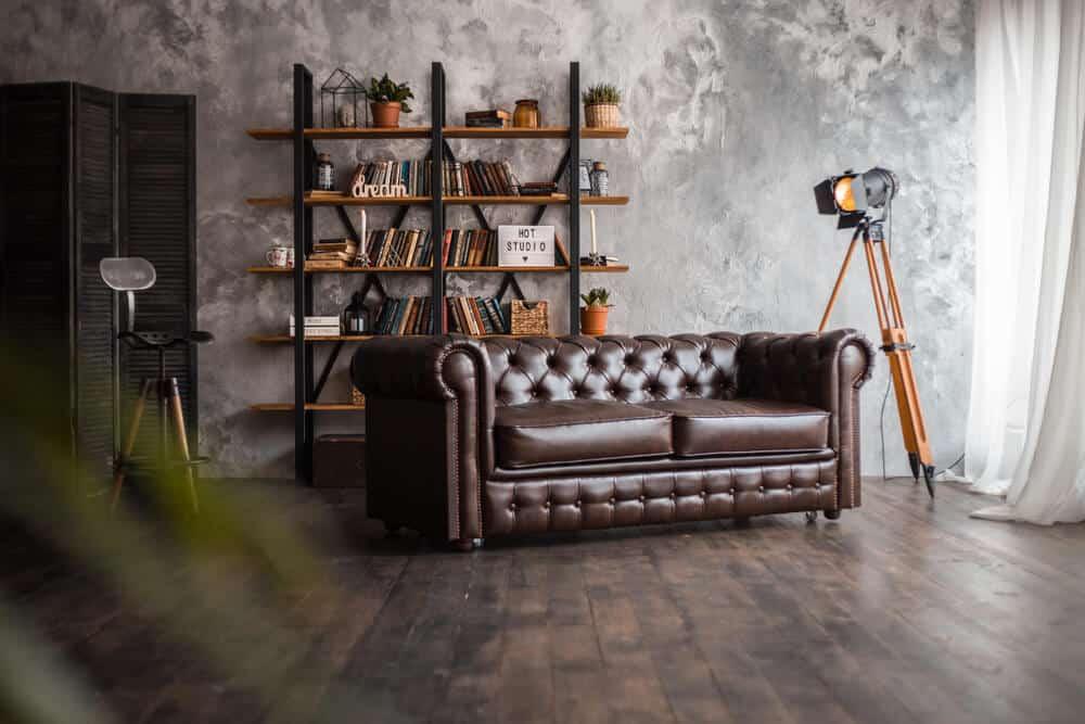 San Antonio Boudoir Photo Shoot Couch