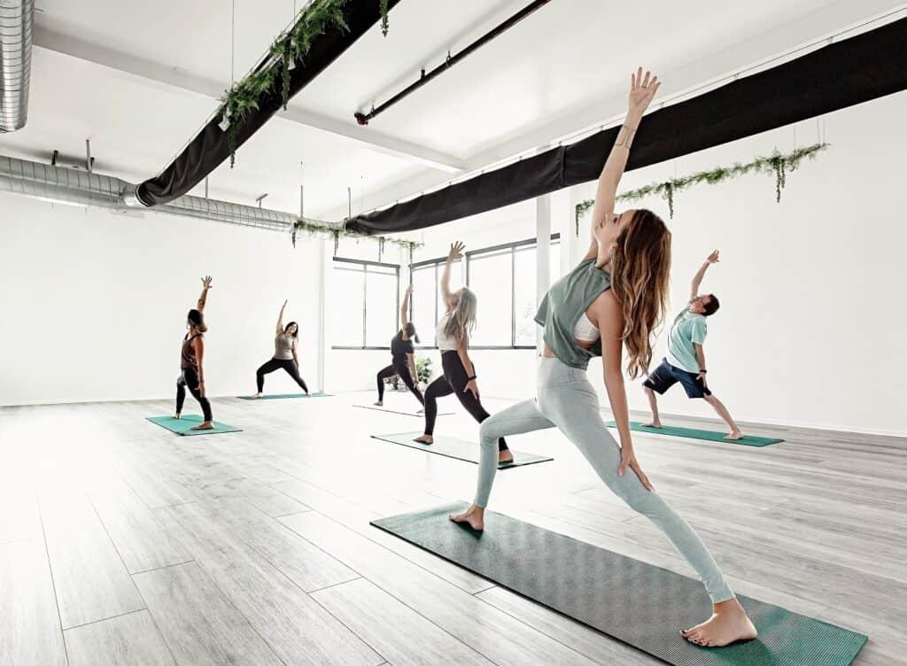 Sanctuary Yoga Studio san diego rental