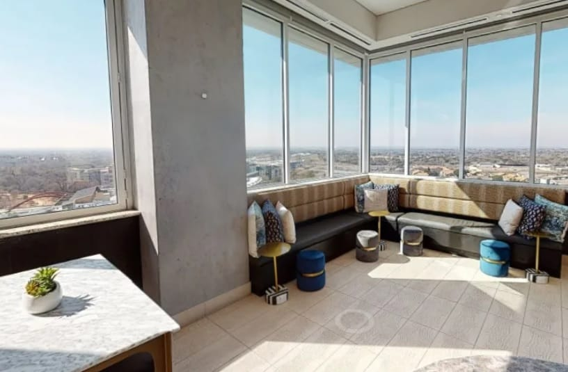 Sky Lounge with Incredible Views dallas rental