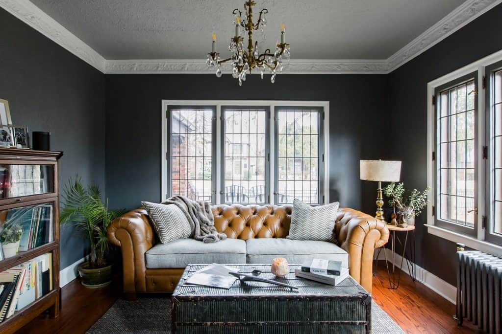 Sophisticated 1920s Historic Large Home in Picturesque Detroit rental