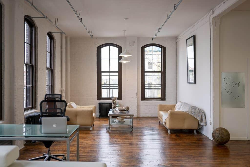 Spacious Converted Loft- Tons of natural light newark rental