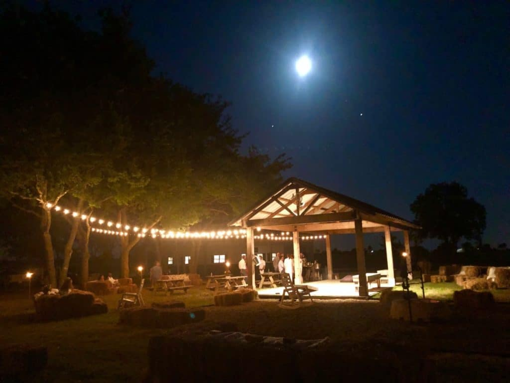 Spectacular Flower Farm with Party Barn and Pavilion dallas rental