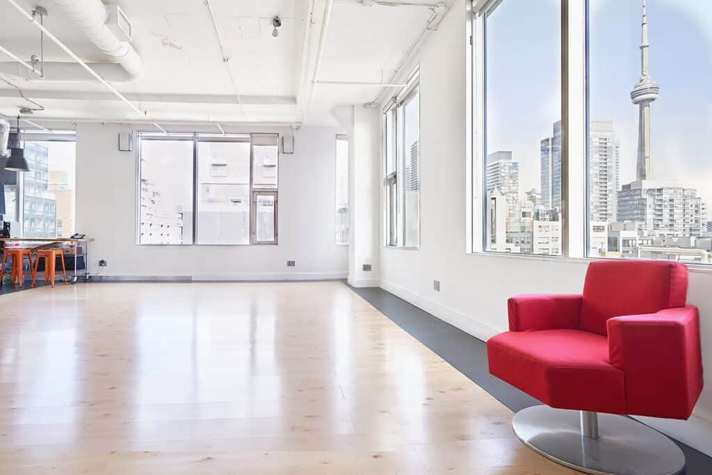Stunning Studio Loft toronto rental