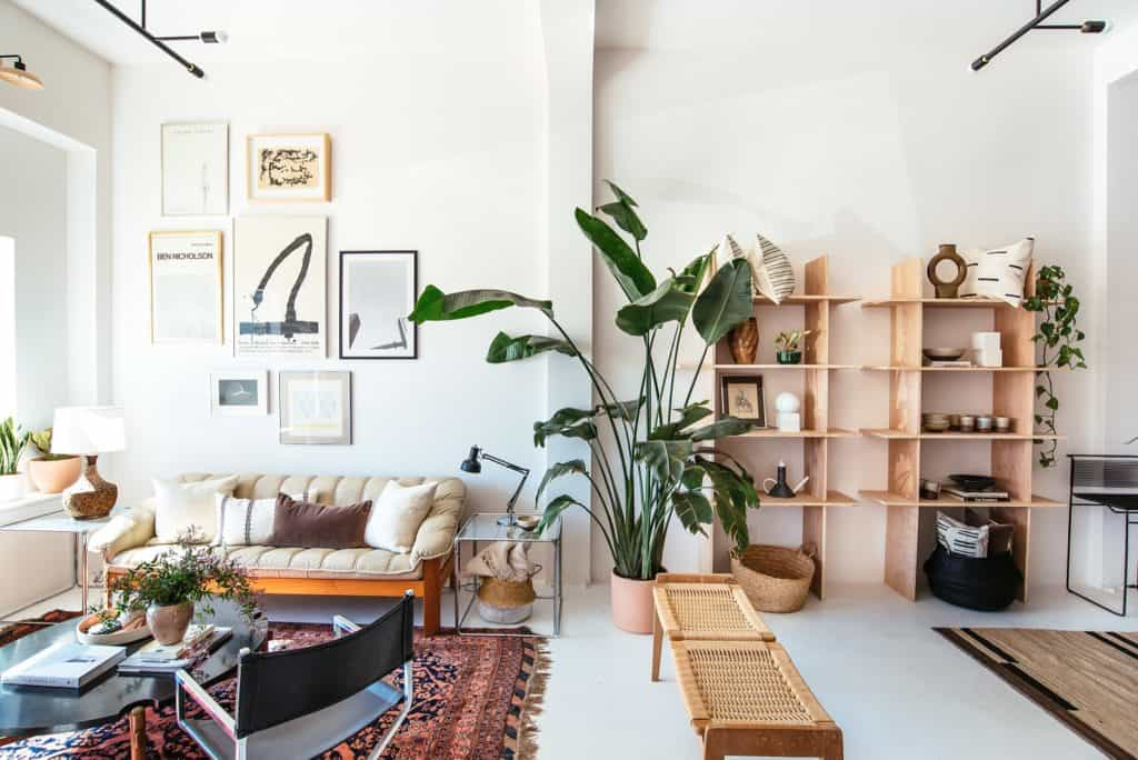 Stylish Outer Sunset Design Showroom + Studio sf san francisco rental