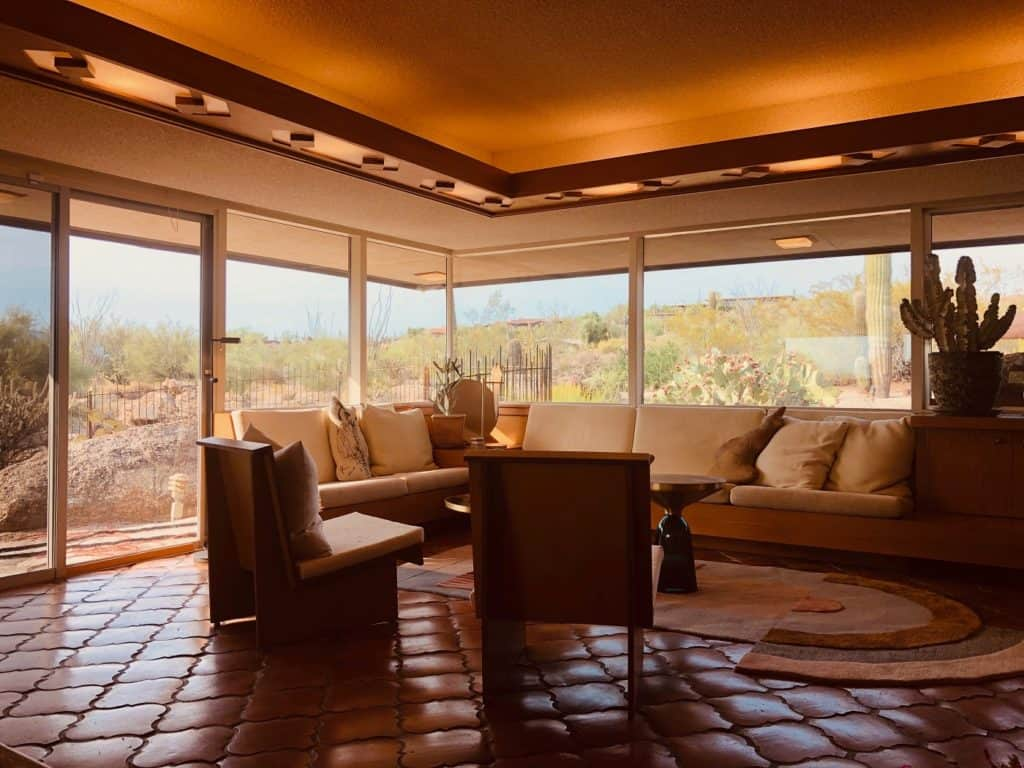 Sultry Southwestern Mid Century Modern Desert House with Mountain Views phoenix rental