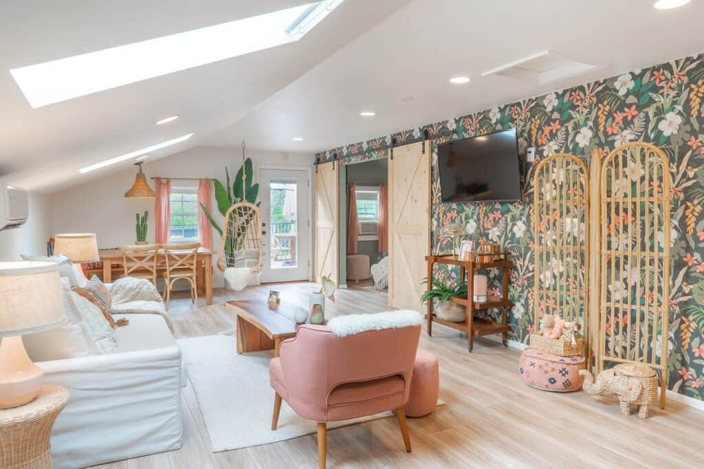 The Boho Bungalow in Great Hills austin rental