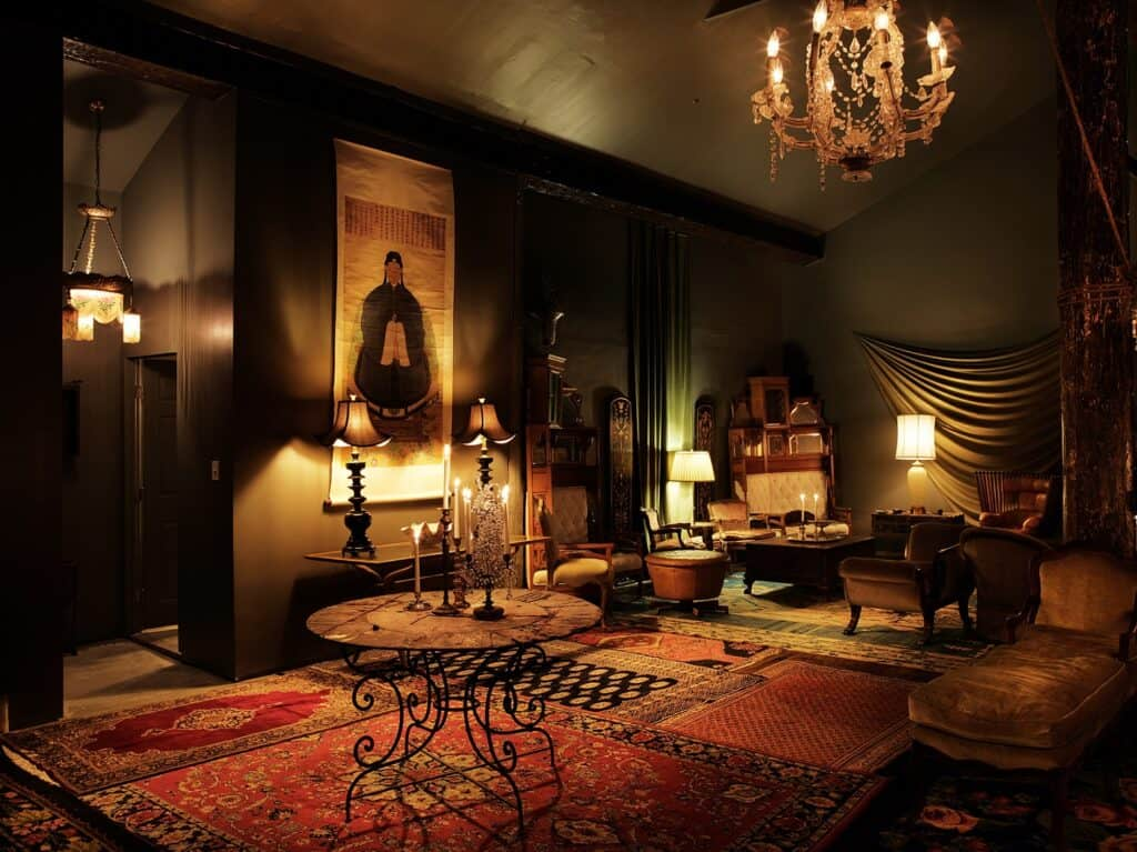 The Great Hall in Topanga los angeles rental