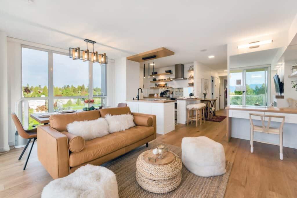 Urban Barn Apartment vancouver rental