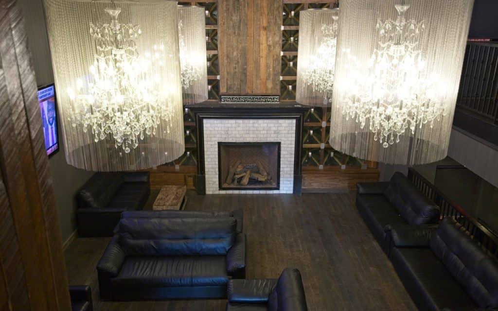 VIP Club Room in Trendy Uptown