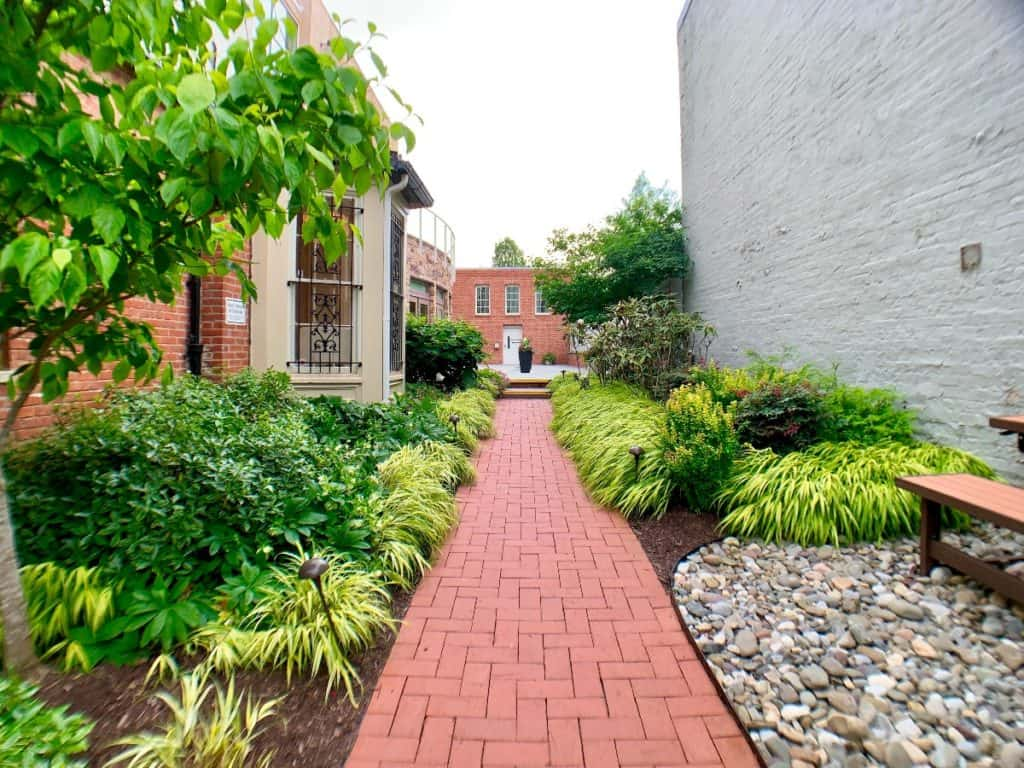Versatile Space in a Renovated Historic Capitol Hill Row House washington dc rental