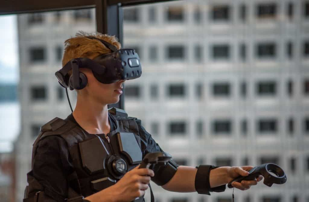 Virtual Augmented Reality Experience seattle rental