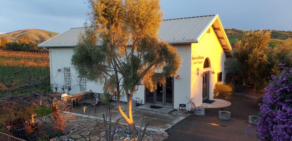 Wine Country Property with Private Tasting Room livermore rental