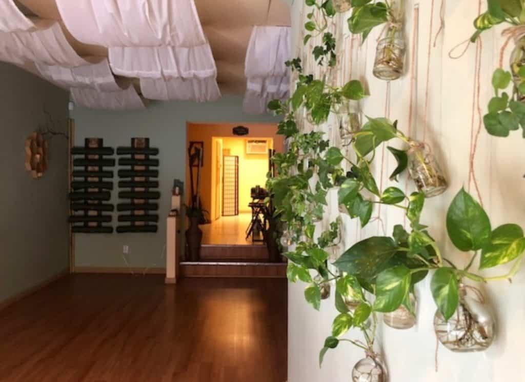 Yoga Studio with Nature Vibes on East Passyunk philadelphia rental