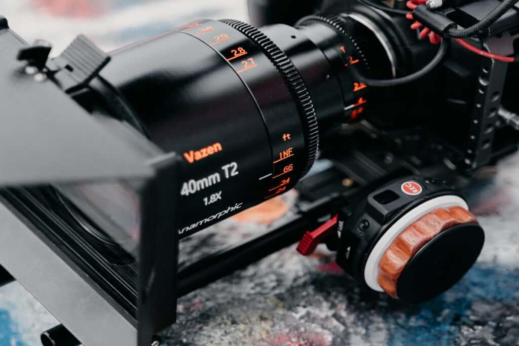 anamorphic camera lens cost