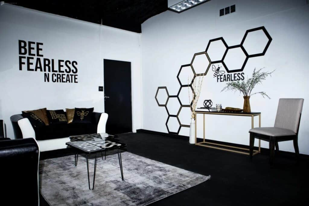 bee fearless creative studio
