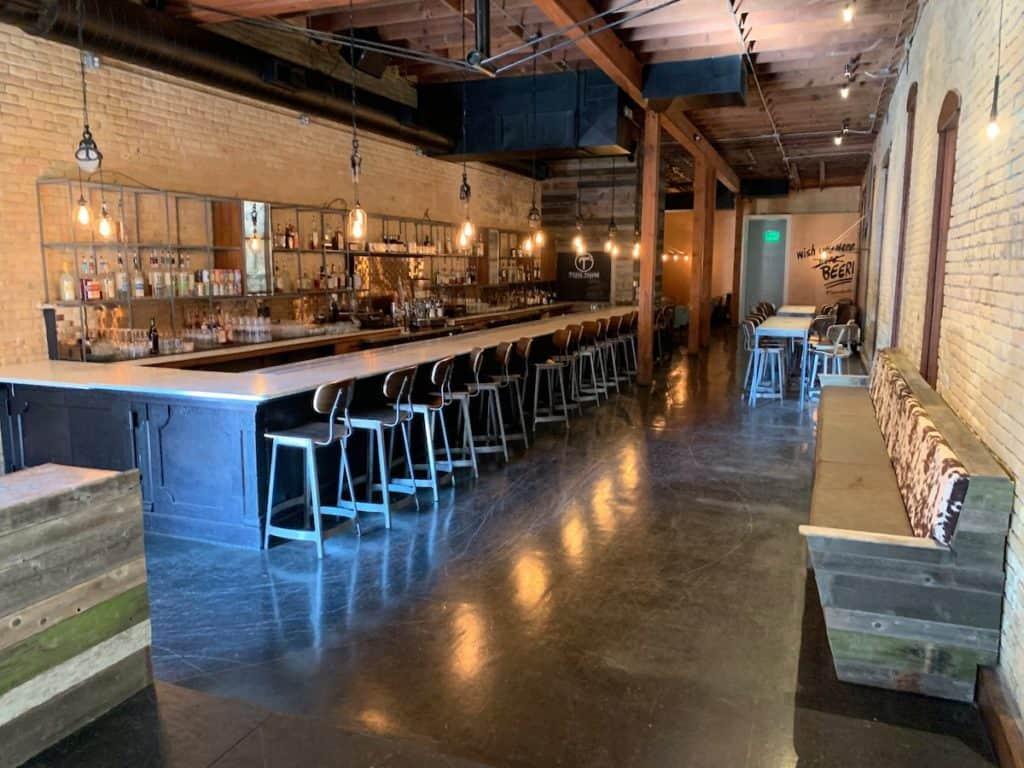 Austin bar room for rent on Peerspace