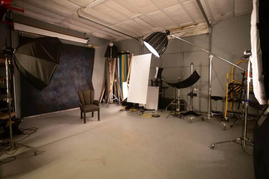 dedicated studio in NW Austin