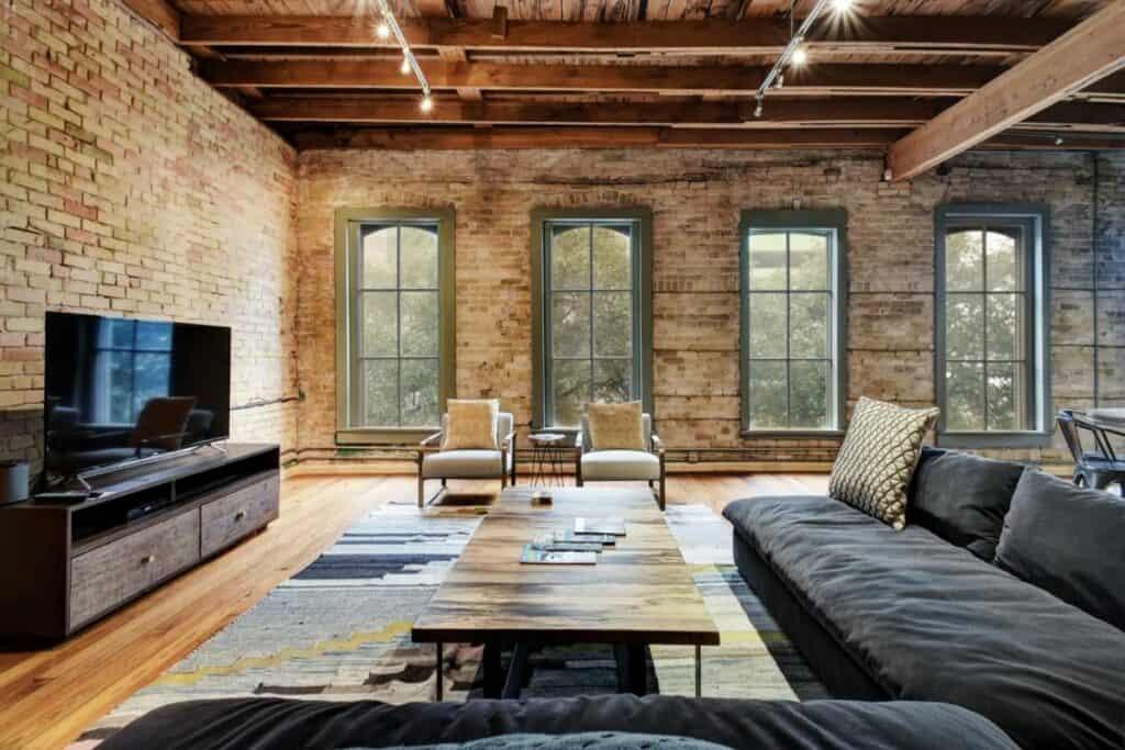 historic downtown loft austin