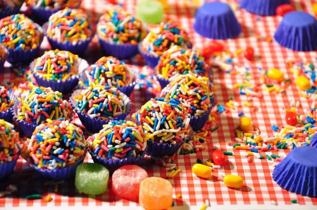 brigadier candies
