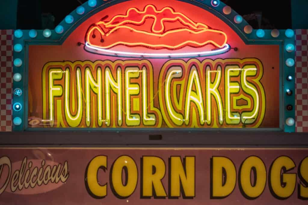 corporate dinner party idea carnival
