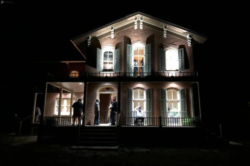 legendary roff house