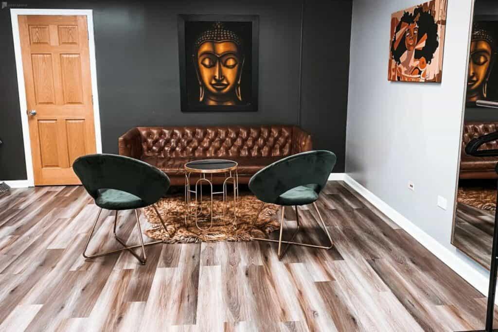 serene and tranquil studio space in la grange