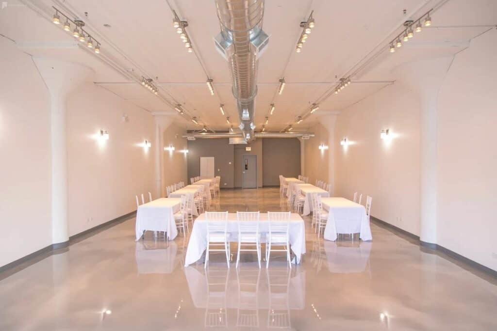 charming classic venue in south loop