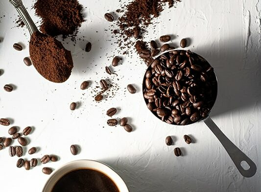 coffee photography