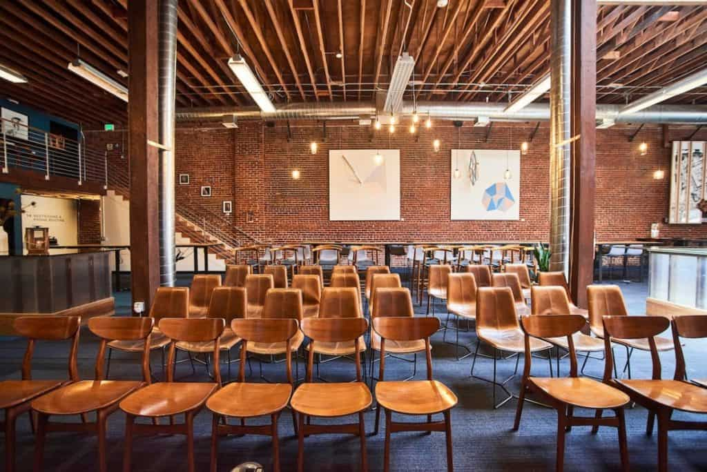 conference event space san francisco rental
