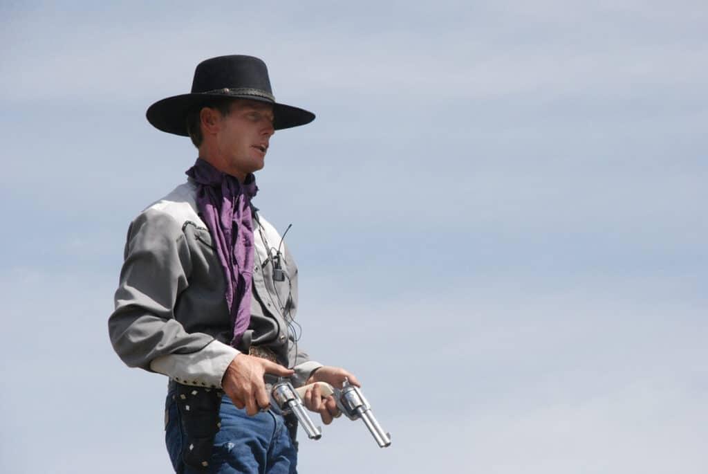 cowboy shot hip angle in filmmaking